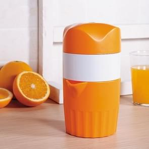 D533 Household ABS Manual Juice Cup Squeezer Fruit Reamers(Orange)