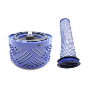 XD954 2 in 1 achterste filter kern + pre-filter voor Dyson V6 stofzuiger accessoires