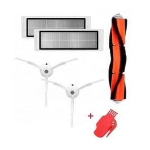 Rolling Brush kant borstel Hensen filter scherm filter element vegen robot accessoires voor Xiaomi