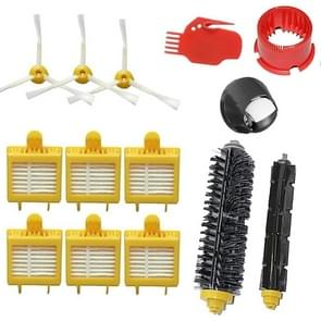 Sweeping Robot Accessories Roller Brush Side Brush Haipa Filter Accessories Set for irobot 700 Series