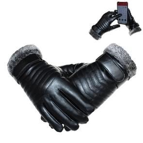 Beschermende berijden van Winter Outdoor sporten Touch scherm verdikte Spatwaterdichte winddicht warme handschoenen voor mannen