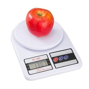 1g High Accuracy Digital Electronic Portable Kitchen Scale, Maximum Weighing 1kg