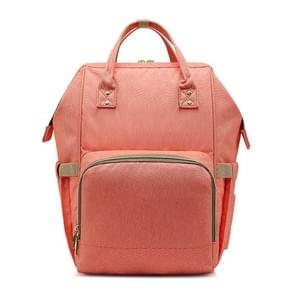Multi-functional Double Shoulder Bag Handbag Waterproof Oxford Cloth Backpack, Capacity: 16L (Pink)