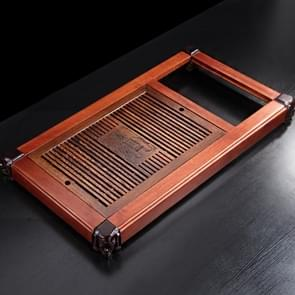 Solid Wood Tea Tray Kung Fu Teaware