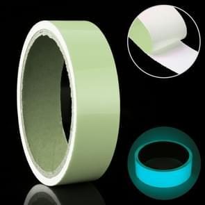 Luminous Tape Green Glow In Dark Wall Sticker Luminous Photoluminescent Tape Stage Home Decoration, Size: 2cm x 3m (Ice Blue Light)
