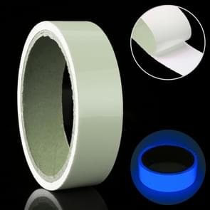 Luminous Tape Green Glow In Dark Wall Sticker Luminous Photoluminescent Tape Stage Home Decoration, Size: 2cm x 3m (Blue Light)