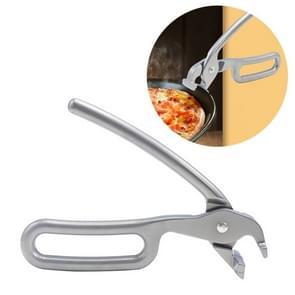 Anti-hete Bowl gerechten map RVS kom Clip universele keuken potten Gripper Pizza Pan Tang handvat Clip klem