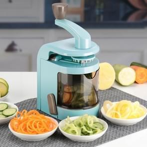 C327 Multifunctionele huishoudelijke keuken spiraal Wandkoeling (blauw)