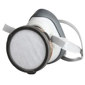3M 1201 KN95 Dustproof Antivirus Head-mounted Mask Kits with Breathing Valve
