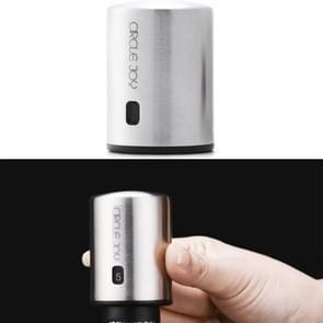 Original Xiaomi Circle Joy Stainless Steel Vacuum Memory Wine Stopper