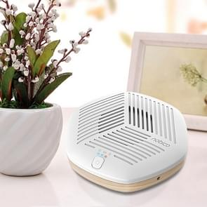 Portable Air Purifier Household Ozone Disinfection Machine (White)