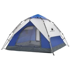 Outdoor Camping Automatic Spring Double-layer Rainproof Camping Tent, Size: 220x210x150cm