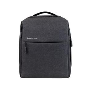 Original Xiaomi Waterproof Simple Backpack Laptop Bag for Business Capacity 14 Inch Laptop Travel Bags(Black)