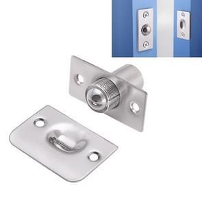 1 paar 106 RVS onzichtbare deur kraal voorjaar kralen speciale kraal Lock deur kraal