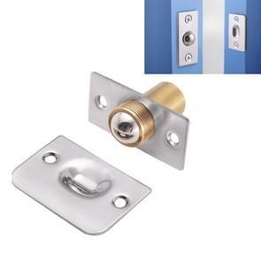 1 paar 107 RVS onzichtbare deur kraal voorjaar kralen speciale kraal Lock deur kraal