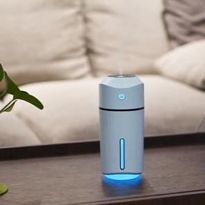 Grote capaciteit 320ml LED-luchtbevochtiger (blauw)