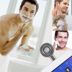 ENKAY Hat-prince Mini Micro USB Portable Men Razor Electric Shavers for Android Phone(Grey)