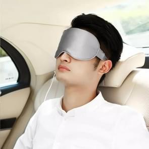 Originele Xiaomi Youpin PMA Cool Easy Grafeen verwarming Silk Eye Mask (Zilvergrijs)
