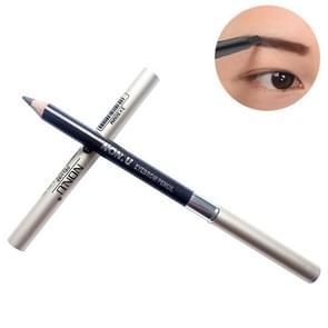 NONU Waterproof Sweatproof Smudgeproof Eyebrow Pencil with Eyebrow Brush (Coffee)