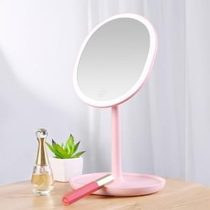 JOYROOM JR-CY268 Multi-functional LED Beauty Series Smart Light Makeup Mirror Lamp (Pink)