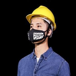 Siliconen beschermende herbruikbare PM2.5 KN95 Respirator Mask Vervangbare Filter Antivirus Anti-mist Face Mask