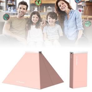 YSC-056 Draagbare UV-Licht Desinfectie Steriliser Smartphone Underwear Sterilisatie Cleaning Box (Roze)