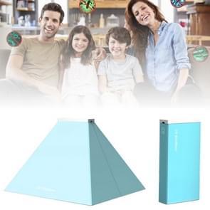 YSC-056 Draagbare UV-licht desinfectie steriliser Smartphone Underwear Sterilisatie Cleaning Box (Blauw)