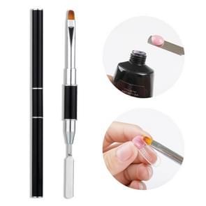 Nagel apparatuur Manicure Tool tweepuntige nagel fototherapie Pen