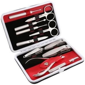 11 in 1 klassieke mode nagel verzorging Clipper Pedicure Manicure Kits