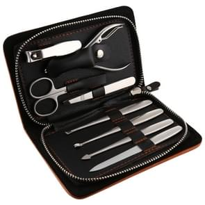 8 in 1 klassieke mode nagel verzorging Clipper Pedicure Manicure Kits