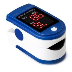 Precision Finger Pulse Oximeter Blood Oxygen Monitor(Blauw)