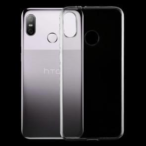 0.75mm Transparent TPU Case for HTC U12 life