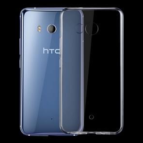 0.75mm Transparent TPU Case for HTC U11