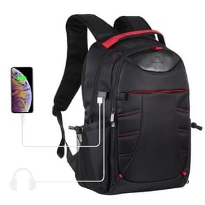 HAWEEL Foldable Removable Outdoor Portable Dual Shoulders Laptop Backpack(Black)