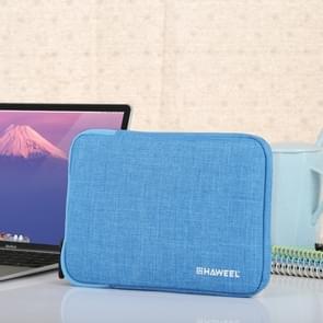 HAWEEL 7.9 inch Sleeve Case Zipper Briefcase Carrying Bag, For iPad mini 4 / iPad mini 3 / iPad mini 2 / iPad mini, Galaxy, Lenovo, Sony, Xiaomi, Huawei 7.9 inch Tablets(Blue)