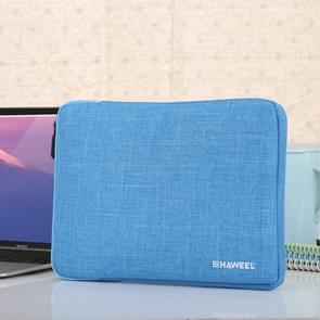 HAWEEL 9.7 inch Sleeve Case Zipper Briefcase Carrying Bag, For iPad 9.7 inch / iPad Pro 9.7 inch, Galaxy, Lenovo, Sony, Xiaomi, Huawei 9.7 inch Tablets(Blue)