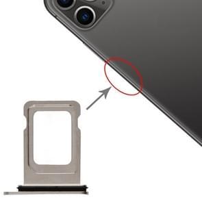 SIM-kaartlade voor iPhone 11 Pro / 11 Pro Max(Zilver)
