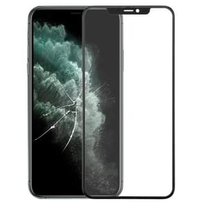 Front Screen Outer Glass Lens for iPhone 11 Pro Max (Black)