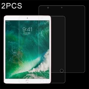 2 PCS for iPad Pro 10.5 inch 0.3mm 9H Surface Hardness Full Screen Tempered Glass Screen Protector