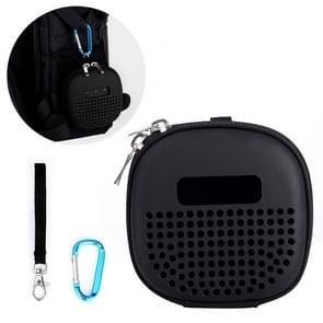 EVA Portable Shockproof Bag for BOSE Soundlink Micro Bluetooth Speaker, with Rope & Metal Buckle(Black)