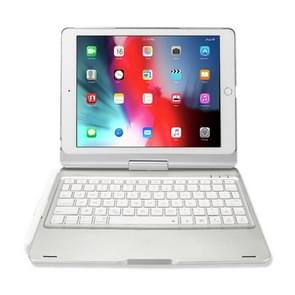 DUX DUCIS Ultra-thin ABS Wireless Keyboard Protective Case for iPad 9.7 Inch (White)