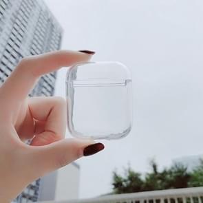 Transparante PC beschermhoes voor voor Apple luchtpods 1/2