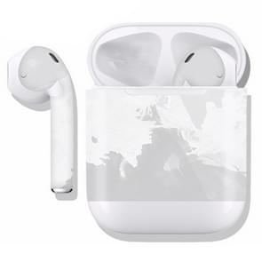 DRAP-502 Airpods Earphones Full Coverage Sticker Earphone Box Anti-lost Protective Film