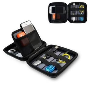 ps5 Multi-function Waterproof Digital Electronic Data Cable Hard Drive Protective Bag Storage Box