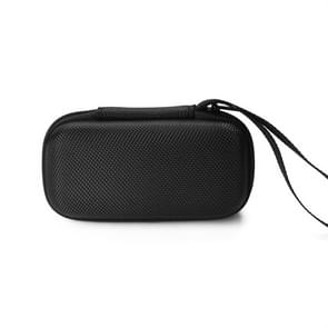 Draagbare draadloze binaural sport Bluetooth headset beschermende Stoage box voor Xiaomie vliegpunten (zwart)