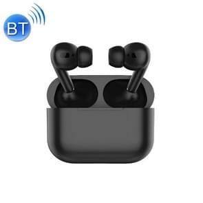 Airs Pro TWS V5.0 Wireless Bluetooth HiFi Headset met oplaadcase  ondersteuning autopairing & touch control & locating (zwart)