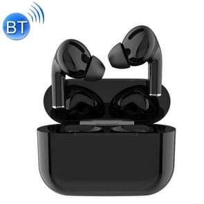 TWS Macaron Bluetooth 5.0 Touch Bluetooth Earphone met Oplaaddoos  Ondersteuning HD Calling & Siri & Popup Pairing & Naamswijziging Bluetooth & Location Search (Zwart)