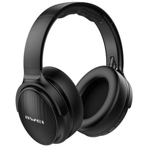 awei A780BL Bluetooth 5.0 opvouwbare Bass draadloze Bluetooth hoofdtelefoon met 3.5mm Aux-aansluiting