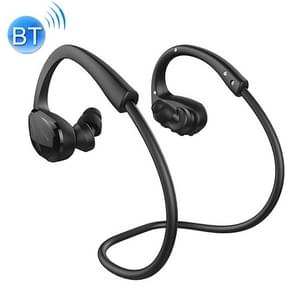 ZEALOT H8 CVC6.0 Noise Reduction Neck-mounted Sports Waterproof Bluetooth Earphone  Support Call & APP Control (Zwart)