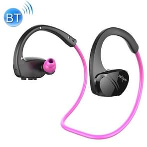 ZEALOT H8 CVC6.0 Noise Reduction Neck-mounted Sports Waterproof Bluetooth Earphone  Support Call & APP Control (Roze)